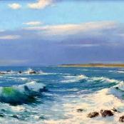 Sold   Klar, Otto   Seascape