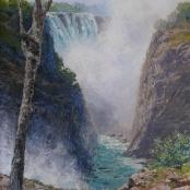 Sold   Klar, Otto   Victoria Falls