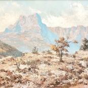 Klar, Otto | Landscape