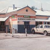 Kramer, John | Saamstaan Supermark, Fraserburg