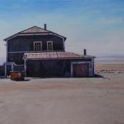 Sold | Kramer, John | Abandoned House, Namibia