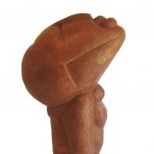 Sold | Legae, Ezrom | Terracotta Tilted Head