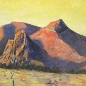 Sold |Laubscher, Erik | Evening Sunlight- Karoo
