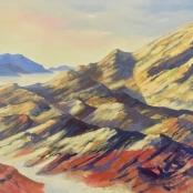 Sold | Laubscher, Erik | Kuiseb afgron, Canyon