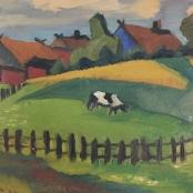 Sold | Laubser, Maggie | Pastoral Landscape