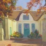 Roworth, Edward | Courtyard la Gratitude
