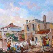 Sold   Louw, Kobus   Washday