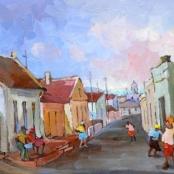 Sold   Louw, Kobus   Bo-Kaap