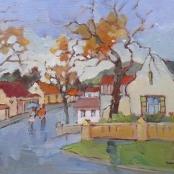 Sold   Louw, Kobus   Wet Street