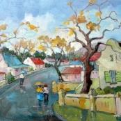 Sold   Louw, Kobus   Meul Street, Paarl