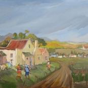 Sold  Louw, Kobus   Overberg naby Caledon