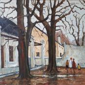 Botha, David |  Lanzerac