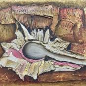 De Jong, Ernst | Fossil shell