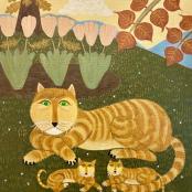 Murray, Andrew | Cat family