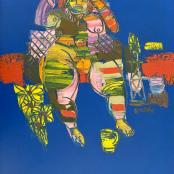 Sold | Battiss, Walter | Lady figure
