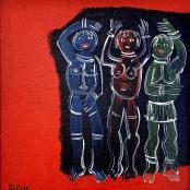 Battiss, Walter | Woman figures