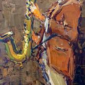 Sold | Boshoff, Adriaan | Saxophone player