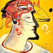 Sold | Coetzee, Christo | Easter Island head