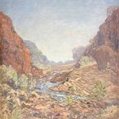 Sold | Pierneef, J.H | Riverbed