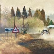 Vermeulen-Breedt, Marie | On the way home
