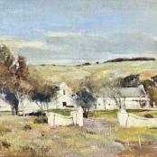 Boyley, Errol | Farm landscape