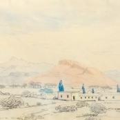Sold | Pierneef, J.H. | Karibib, SWA Okt 1924, signed
