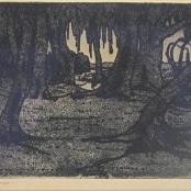 Pierneef, J.H | Wilgerbome