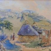 Sold | Mayer, Erich | Huts In Basoetoland |
