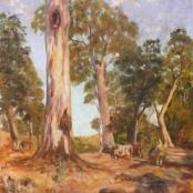 Sold | Mccaw, Terence | Farm Scene