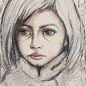 Sold |Meintjes, Johannes | Portrait