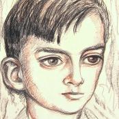 Sold| Meintjes, Johannes | Portrait