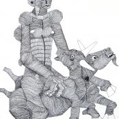 Sold | Mokgosi, Nathaniel | The Goat Herder