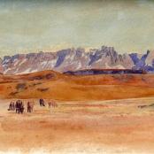 Sold   Naude, Hugo   Landscape
