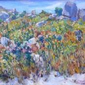 Sold | Naude, Hugo | Landscape at Bettys Bay