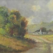 Sold |Nice, Christiaan  | Landscape