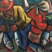 Niemann, Hennie Sr |Sorting the Fish