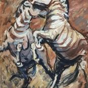 Niemann, Hennie Jnr   Zebra's