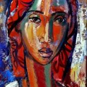 Sold   Niemann Jnr, Hennie   African Madonna