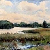 Sold | Oerder, Frans | Landscape
