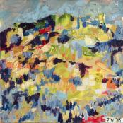 Wright, Janette  |  Little Landscape 07