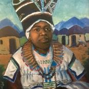 Sold |Pemba, George | Xhosa Woman