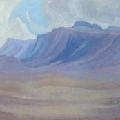 Sold  Pierneef, J.H   Berg Landskap