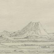 Sold  Pierneef, J.H   Karoo Landscape
