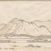 Sold  Pierneef, J.H  Karibib