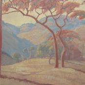 Sold   Pierneef, J.H   Landscape