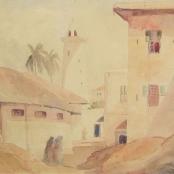 Sold   Pierneef, J.H   Mombassa, East coast Africa