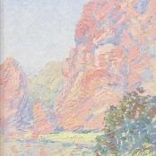 Sold   Pierneef, J.H   Landscape Study