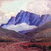Sold   Pierneef, JH   Outeniqua Mountains, near Knysna