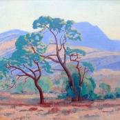 Sold   Pierneef, JH   Bushveld landscape