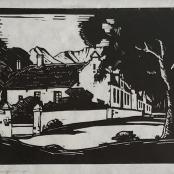 Pierneef, J.H   Boland Farm, Kromme river